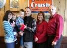 Valentine's Banquet at Catfish House